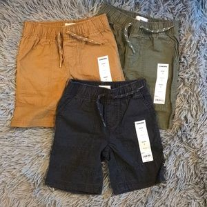 ♥️🆕 LOT OF 3‼️ Sonoma Boys Shorts (4T)